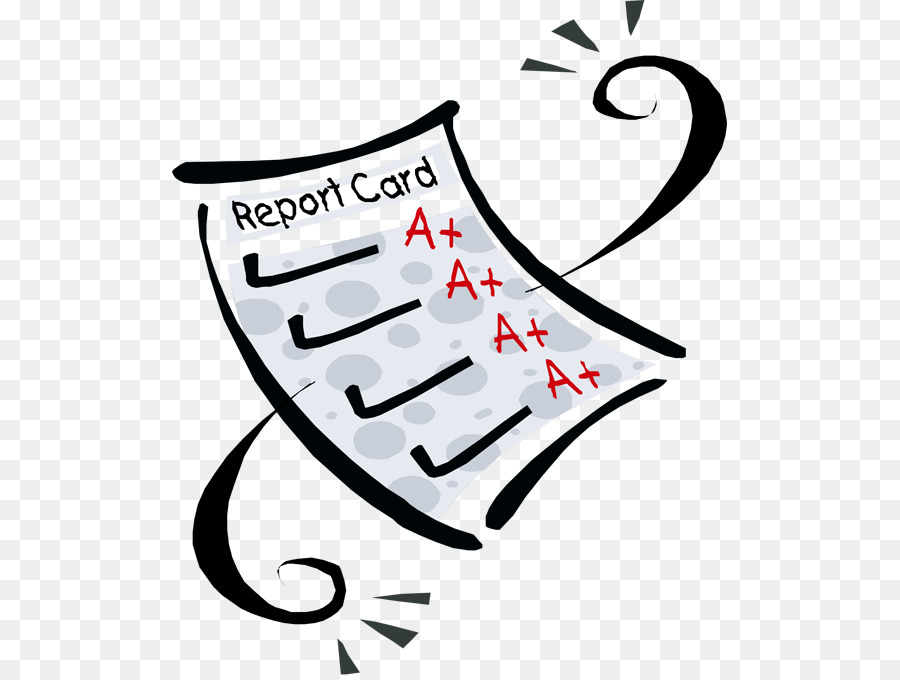 picture of a school report card