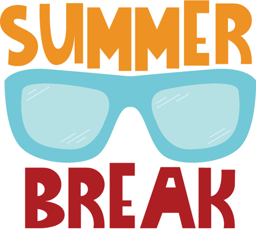 Enjoy Your Summer Break And We Will See You Back In August